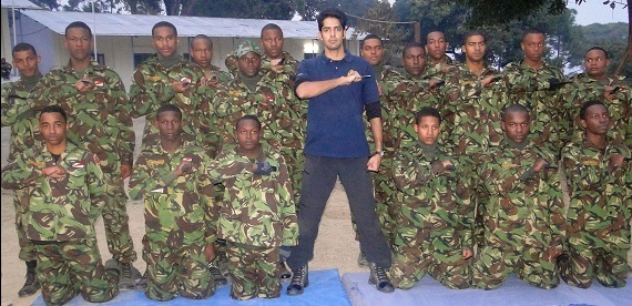 JKD-India-Army-Training