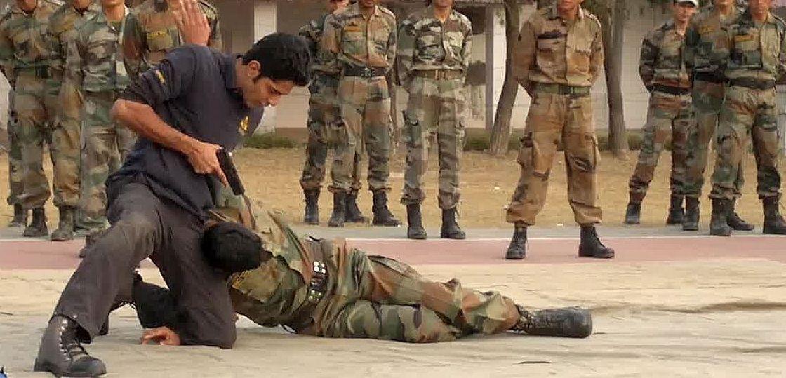 Law Enforcement Jkd India