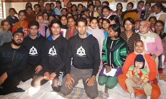 Self Defense Seminar in Slums